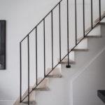перила металлические лестничные